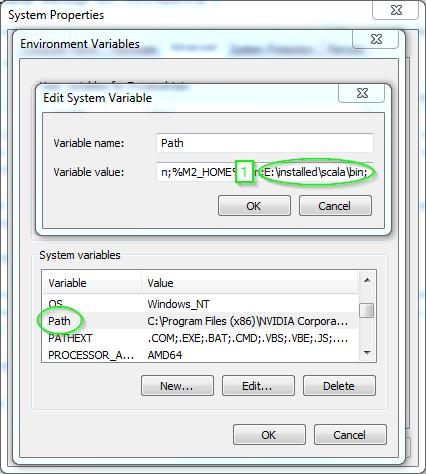 Install Scala on Windows 7