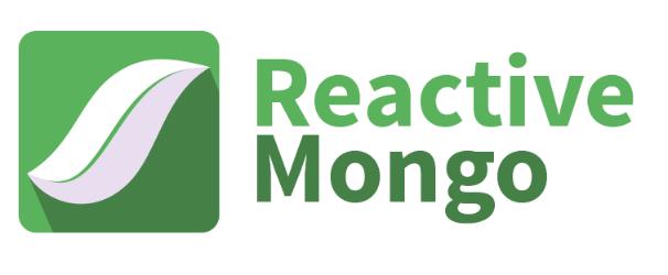 reactive-mongo-logo