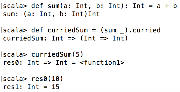 curried function example